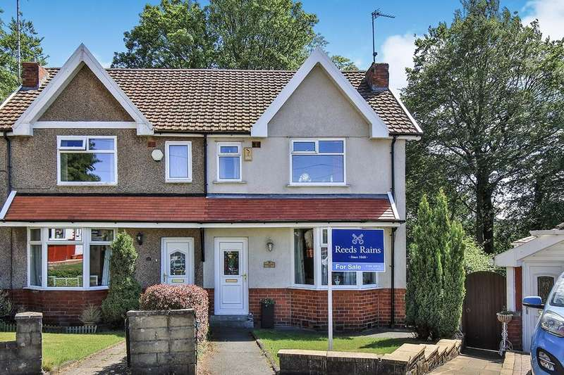 3 Bedrooms Semi Detached House for sale in Wiltshire Avenue, Burnley, BB12