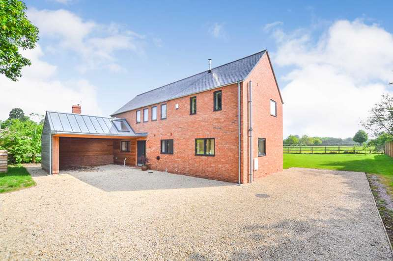 4 Bedrooms Detached House for sale in Beckford, Tewkesbury, Gloucestershire