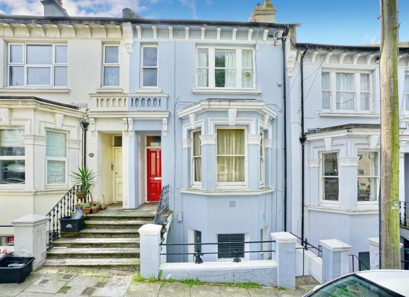 1 Bedroom Flat for sale in Ditchling Rise, Brighton, East Sussex, BN1 4QQ