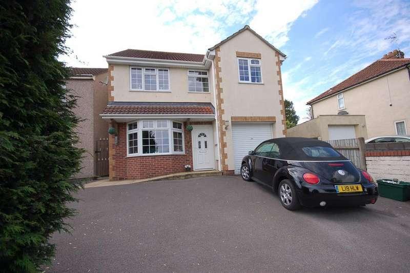 4 Bedrooms Detached House for sale in Grimsbury Road, Kingswood, Bristol, BS15 9RZ