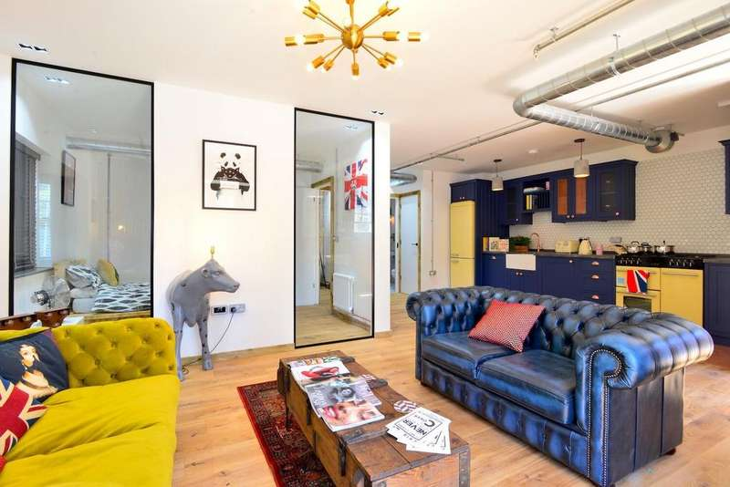 2 Bedrooms Flat for sale in Sydenham Avenue London SE26