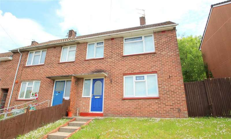 3 Bedrooms End Of Terrace House for sale in Redford Crescent, Highridge, Bristol, BS13
