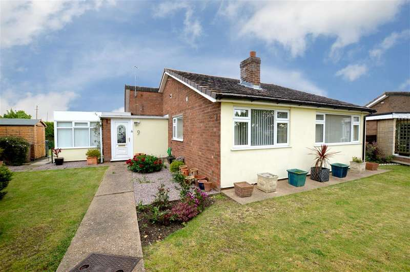 3 Bedrooms Bungalow for sale in The Green, Leasingham