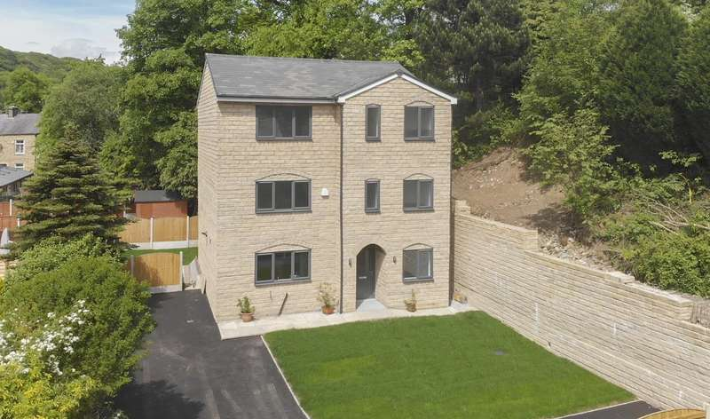 5 Bedrooms Detached House for sale in Laund street, Rawtenstall, Rossendale
