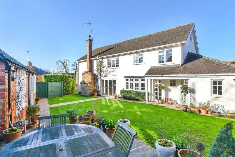 4 Bedrooms Detached House for sale in 2 Old Holt Road, Medbourne