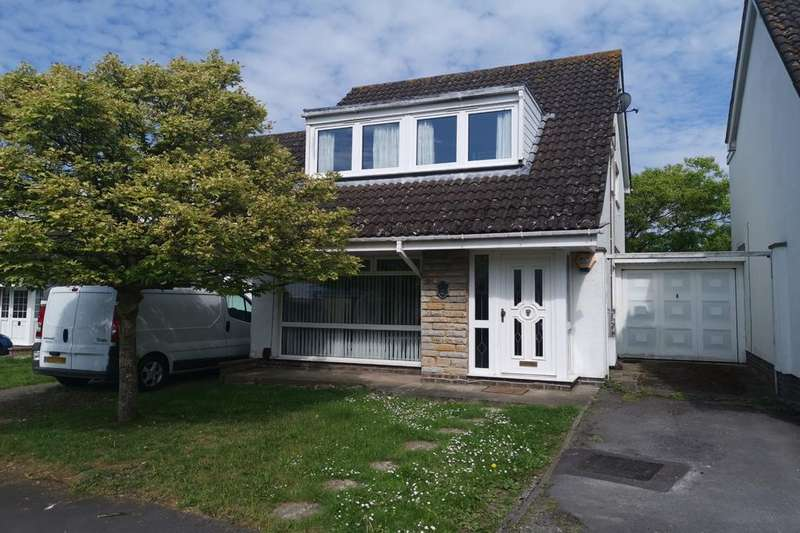 4 Bedrooms Link Detached House for sale in Trymwood Close, Henbury, Bristol, BS10