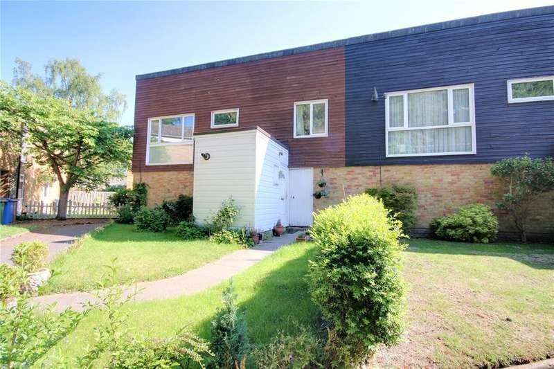 2 Bedrooms Maisonette Flat for sale in Ditchling, Bracknell, Berkshire, RG12