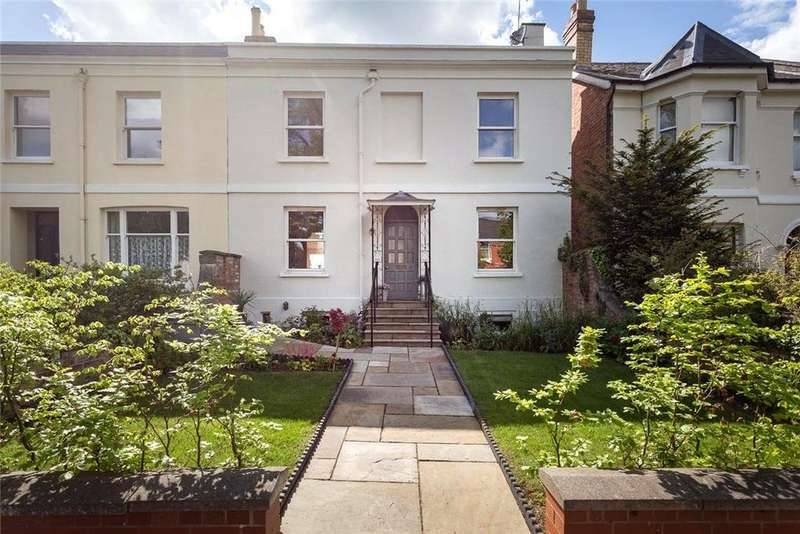 5 Bedrooms Terraced House for sale in Leckhampton Road, Cheltenham, Gloucestershire, GL53