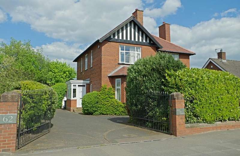 3 Bedrooms Detached House for sale in Victoria Place, Carlisle