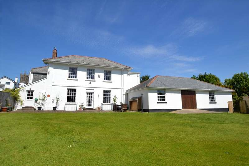 5 Bedrooms Detached House for sale in Buckland Brewer, Bideford