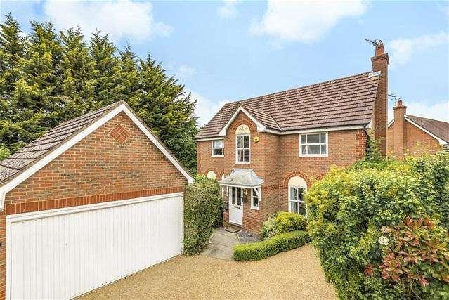 4 Bedrooms House for sale in Edgbaston Drive, Shenley, Radlett