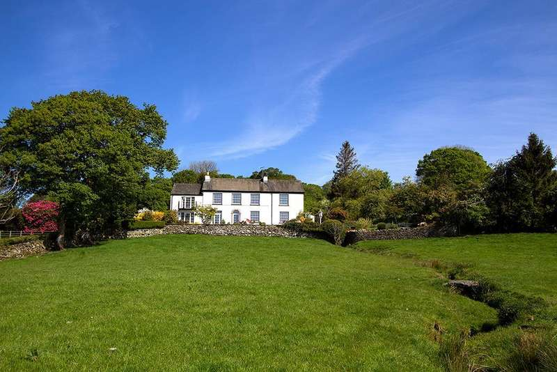 5 Bedrooms Detached House for sale in Ghyll Cottage, Ings, LA8 9PU