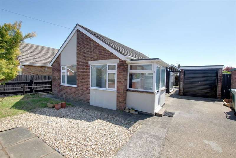 2 Bedrooms Detached Bungalow for sale in Ripon Place, Mablethorpe