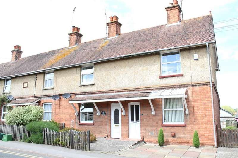 2 Bedrooms End Of Terrace House for sale in Church Street, Hungerford