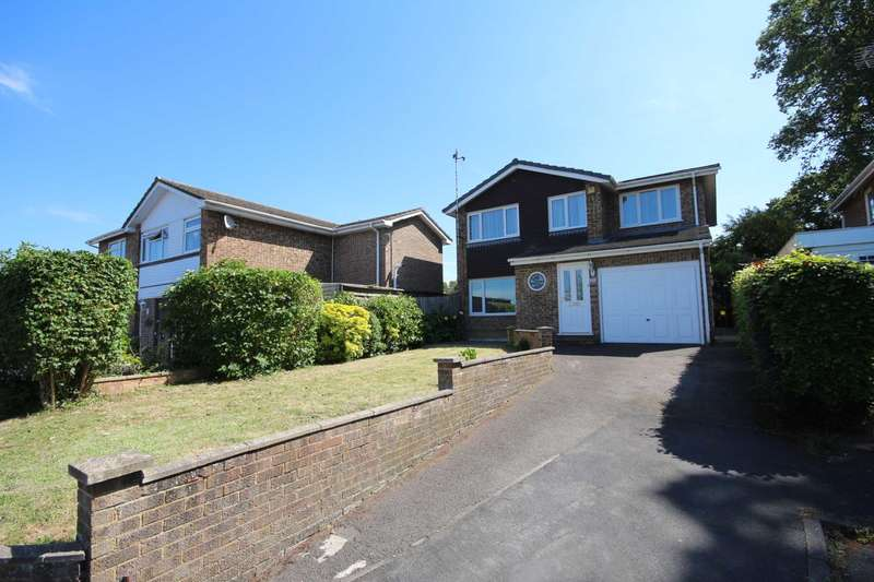 4 Bedrooms Detached House for sale in Avebury, Bracknell
