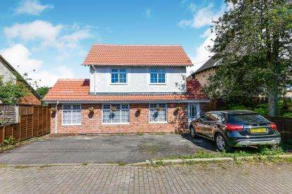 4 Bedrooms Detached House for sale in Beeches Farm Drive, Northfield, Birmingham, West Midlands