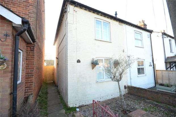 2 Bedrooms Semi Detached House for sale in Binfield Road, Bracknell, Berkshire