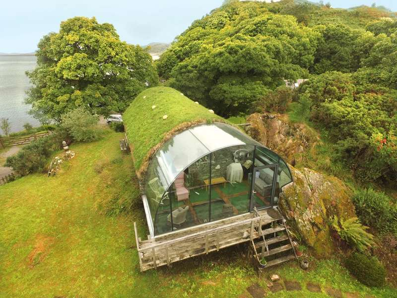 Land Commercial for sale in The Ice House, Crinan Ferry, Kilmartin, PA31