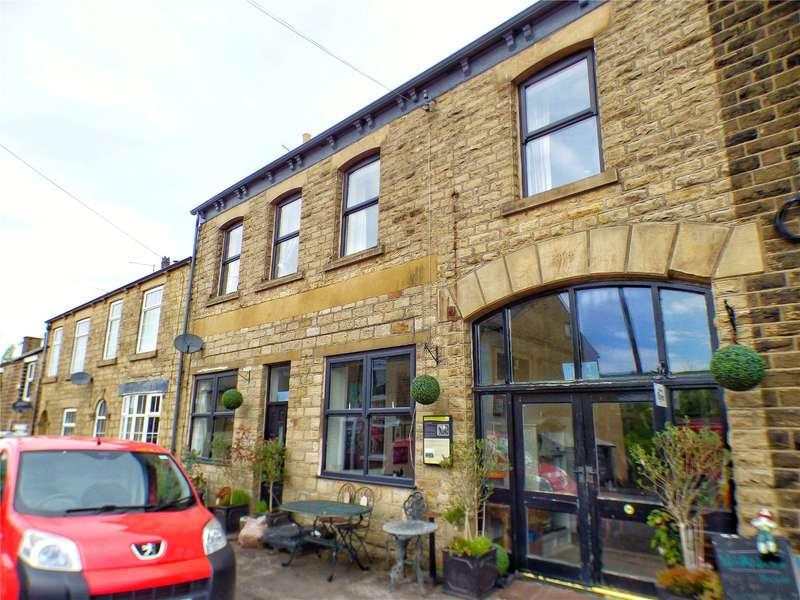 5 Bedrooms Terraced House for sale in Platt Street, Padfield, Glossop, SK13