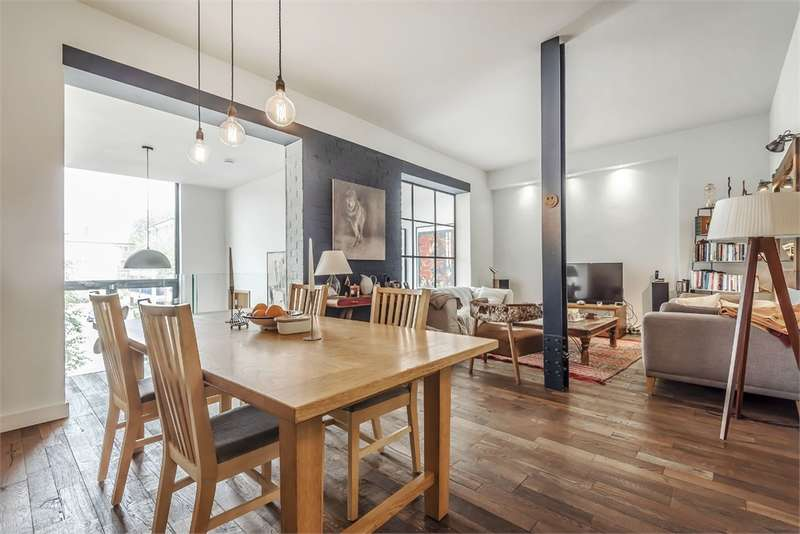 3 Bedrooms Flat for sale in The Jam Factory, Green Walk, London, SE1