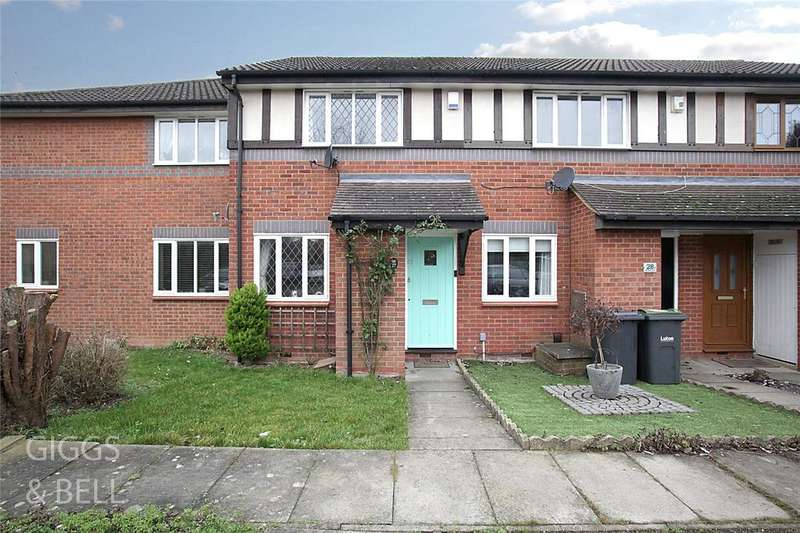 2 Bedrooms Terraced House for sale in Rookery Drive, Luton, Bedfordshire, LU2