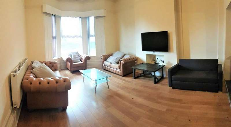 12 Bedrooms Detached House for rent in Mauldeth Road, Bills Included, Fallowfield, Manchester