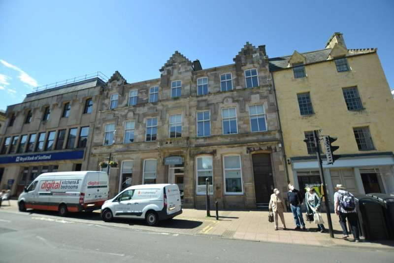 2 Bedrooms Flat for sale in Sandgate, Ayr, South Ayrshire, KA7 1BW