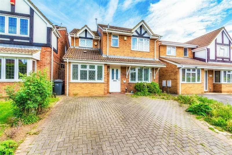 4 Bedrooms Detached House for sale in Maplin Park, Langley, Berkshire