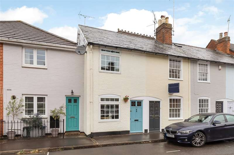 2 Bedrooms Terraced House for sale in Middlebridge Street, Romsey, Hampshire, SO51
