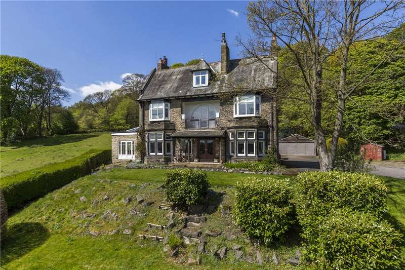 4 Bedrooms Unique Property for sale in Hollins Hill, Baildon