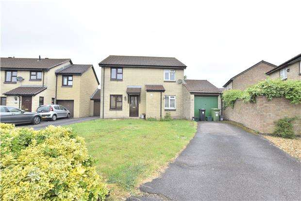 2 Bedrooms Semi Detached House for sale in Kennmoor Close, Warmley, BS30 8BE
