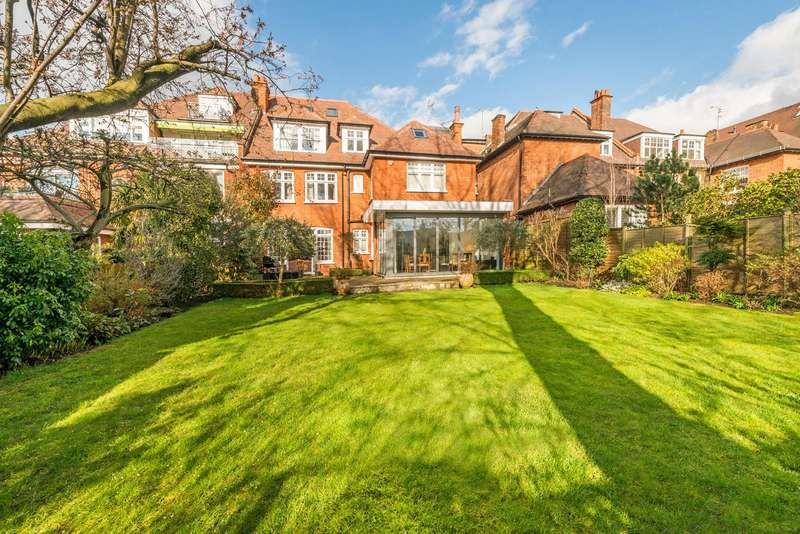 7 Bedrooms House for sale in Bracknell Gardens, Hampstead, NW3