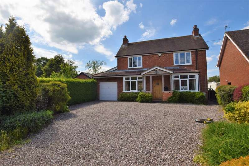 4 Bedrooms Detached House for sale in Haseley Knob, Warwick, CV35 7NJ