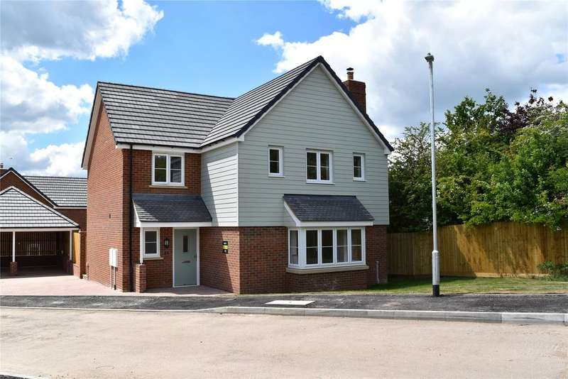 5 Bedrooms Detached House for sale in Downs View, Castle Hill Road