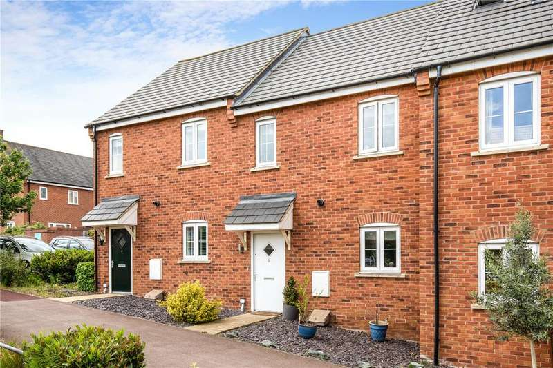 2 Bedrooms Terraced House for sale in Hurst Path, Pitstone, Leighton Buzzard, LU7