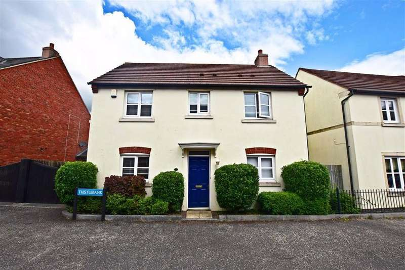 3 Bedrooms Detached House for sale in Thistlebank, Longlevens