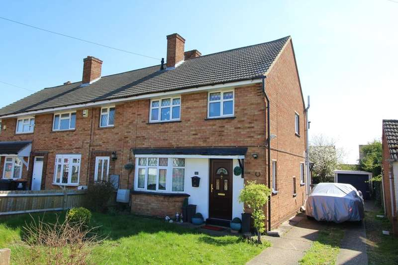 3 Bedrooms Property for sale in St. Marys Road, Wootton, Bedford, MK43