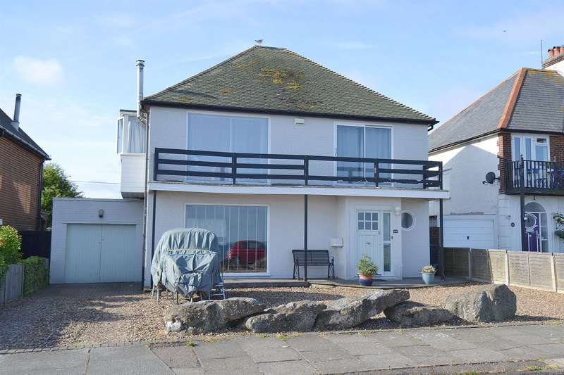 4 Bedrooms Detached House for sale in Marine Crescent, Tankerton, Whitstable