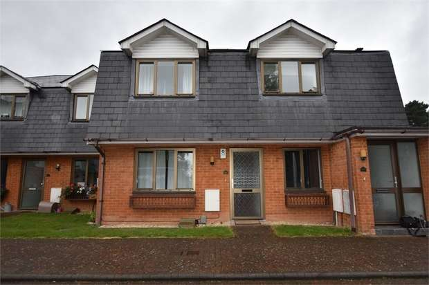 2 Bedrooms Maisonette Flat for rent in Braeside, Binfield, Bracknell, Berkshire