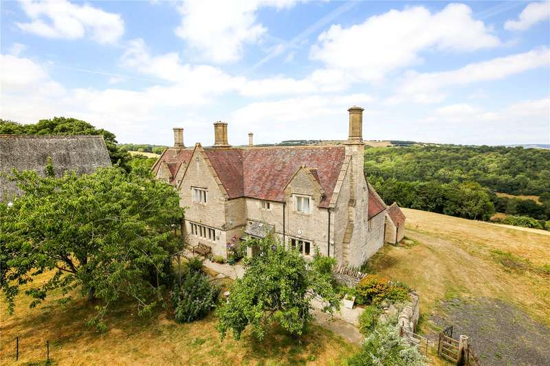 4 Bedrooms Detached House for sale in Nympsfield Road, Nailsworth, Stroud, Gloucestershire, GL6