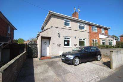 3 Bedrooms Semi Detached House for sale in Barrow Hill Road, Bristol