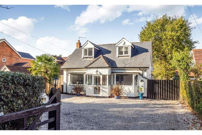 4 Bedrooms Detached House for sale in Earlswood Common, Earlswood, Solihull, B94 5SL