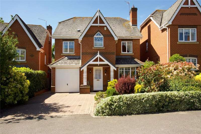 5 Bedrooms Detached House for sale in Nightingale Walk, Windsor, Berkshire, SL4