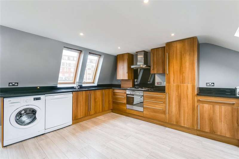 2 Bedrooms Flat for sale in Jubilee Terrace, Burlington Road, London