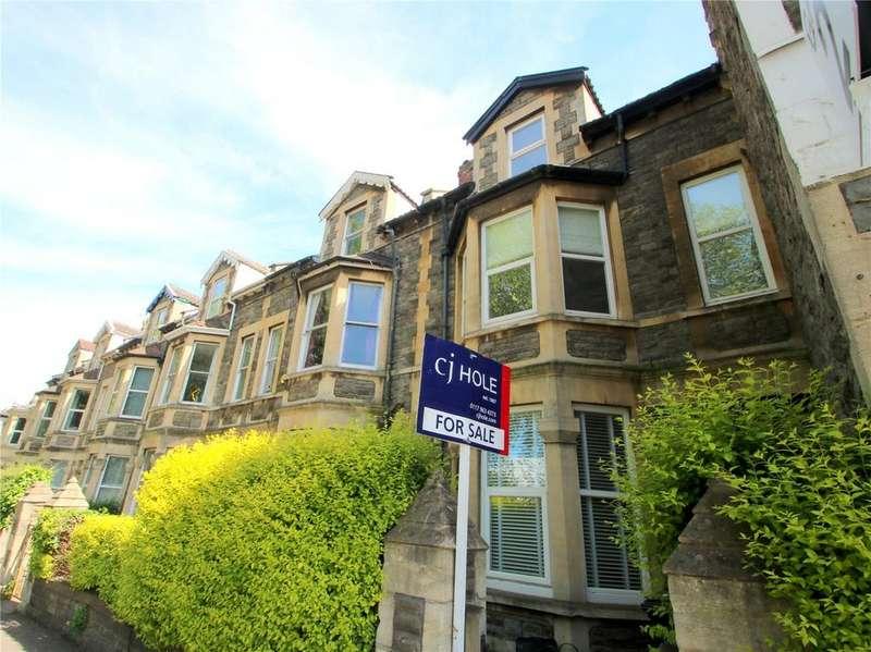 4 Bedrooms Terraced House for sale in Ashton Road, Ashton, BRISTOL, BS3