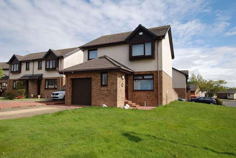 3 Bedrooms Detached House for sale in 28 Stable Wynd, Loans, TROON, KA10 7LY