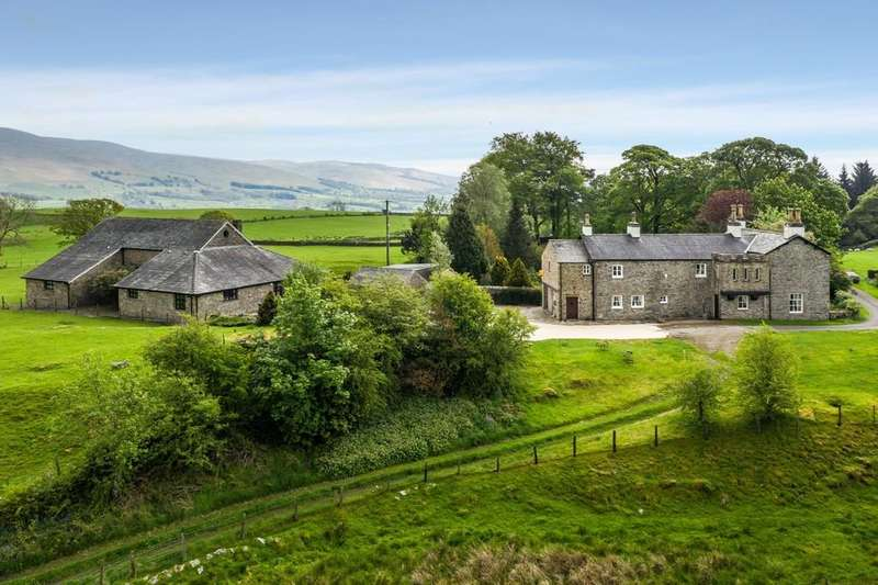 5 Bedrooms Farm House Character Property for sale in Harprigg Hall Farm, Killington, Kirkby Lonsdale, LA6 2EX