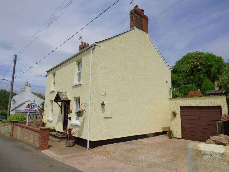3 Bedrooms Cottage House for sale in 10 Hewlett Way, Cinderford