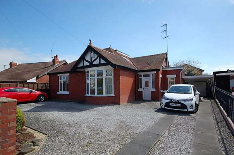 3 Bedrooms Detached Bungalow for sale in Daggers Hall Lane, Blackpool