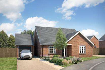 3 Bedrooms Bungalow for sale in Newlands, Stoke Lacy, Bromyard